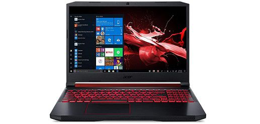 Acer Nitro 5 AN515-54 gaming laptop Under Rs 60,000